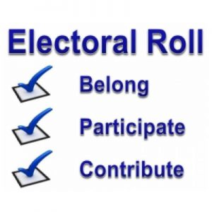 2020 Revision of Church Electoral Roll – period extended