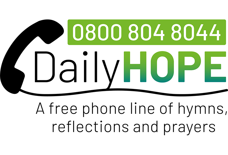 Daily Hope Line 0800 804 8044
