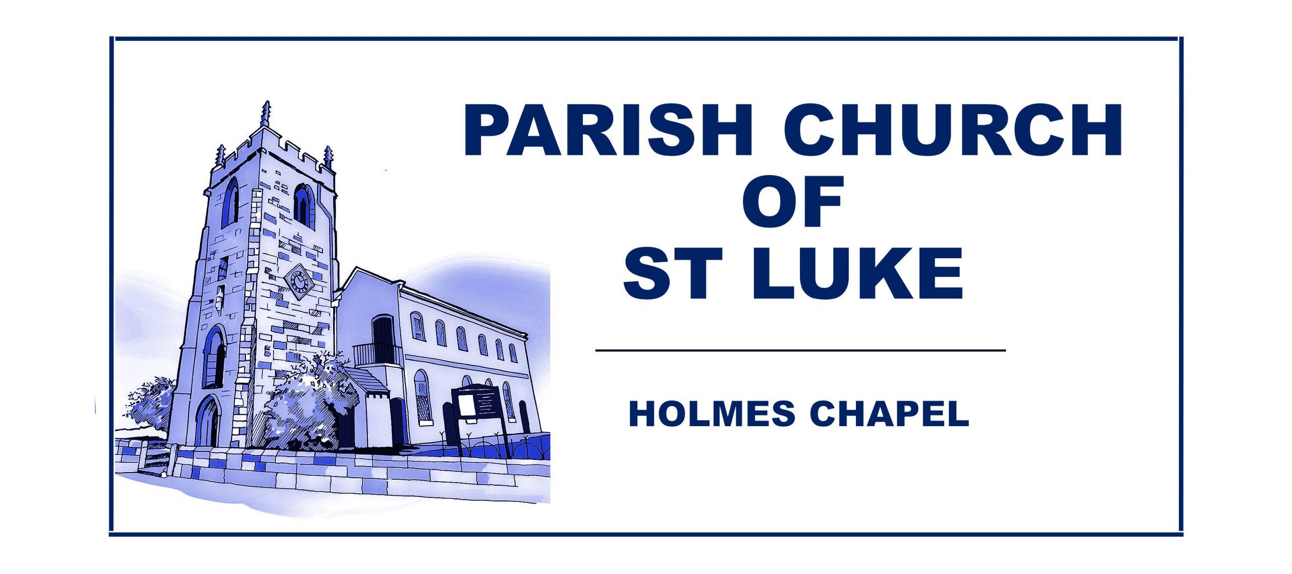 Parish Church of St Luke Holmes Chapel