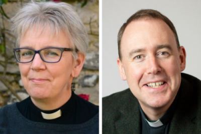 Good news – our new Bishops