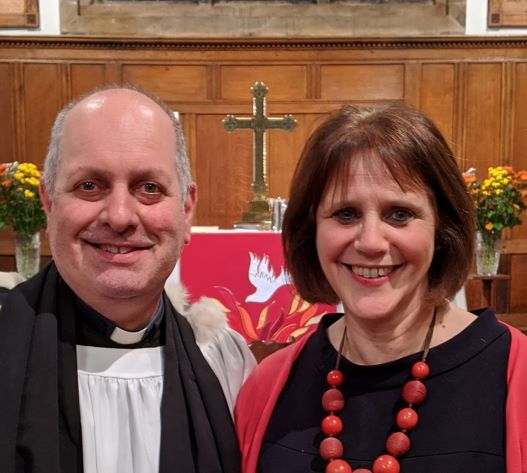 Advent letter from our Vicar